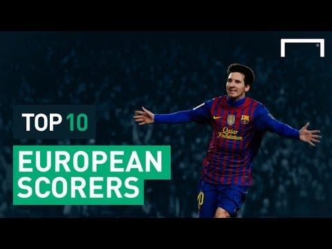 Top 10 European Scorers