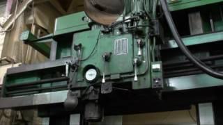 ROCKFORD HEAVY DUTY PLANER MILLING MACHINE   60