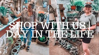 DAY IN THE LIFE | SHOP WITH US | HOBBY LOBBY FALL SNEAK PEEK