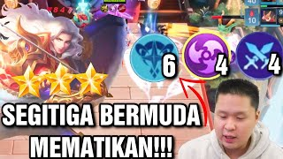 LANCELOT ⭐ ⭐ ⭐ ASSASIN FULL HYPER.. LEGEND SEGITIGA BERMUDA PELENYAP MANUSIA IS REAL!!