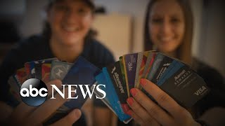 Couple leaves their jobs to travel the world on credit card points