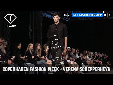 Copenhagen Fashion Week S/S 18 - Verena Schepperheyn | FashionTV