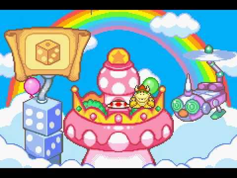 Game Boy Advance Longplay [164] Mario Party Advance