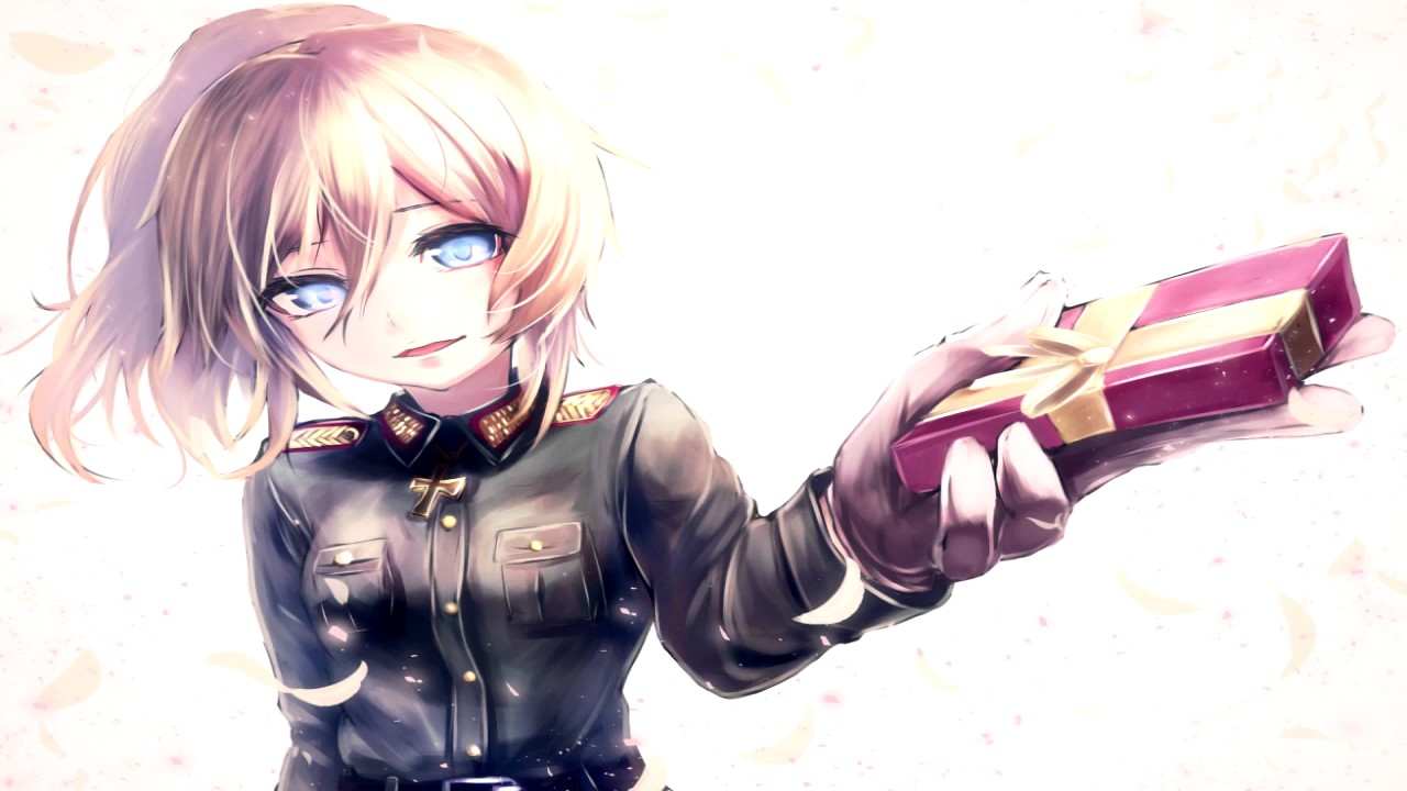 Youjo Senki Ending 2 - video dailymotion