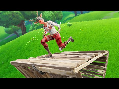 I CANT STOP BUILDING FAST WTF (highground retakes)