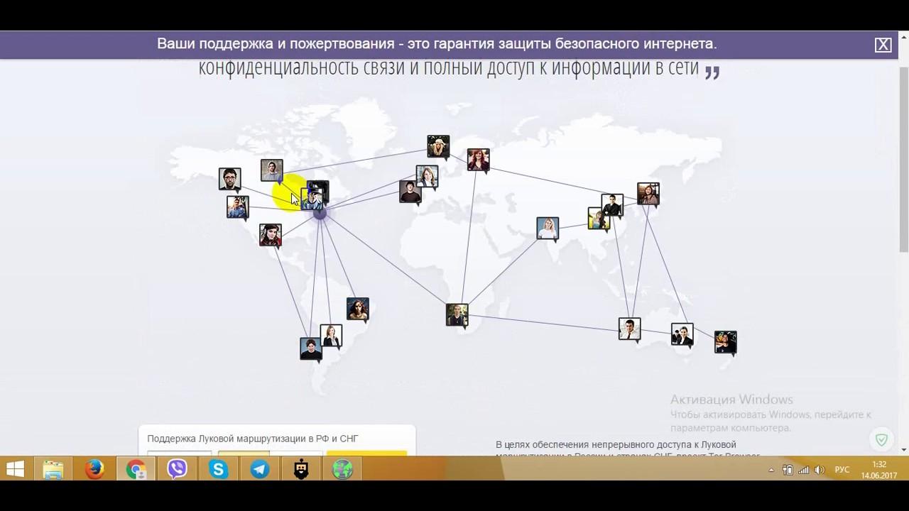 Создание страничек в ВК через браузер Tor - YouTube