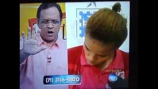 Se Liga Bocão - Zé Eduardo manda cortar o audio das meninas do Gheto kkk