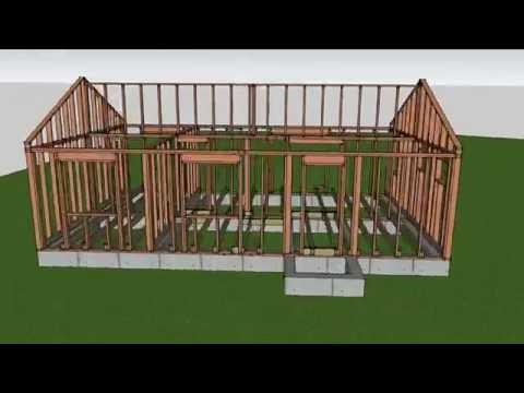 Проекты одноэтажных домов allhomesru