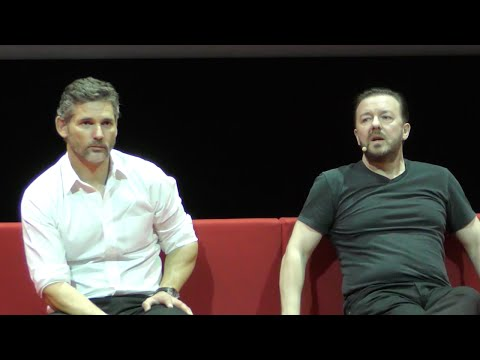 Special Correspondents @ Netflix | full press conference Paris (2016)
