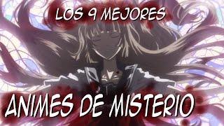 Las 9 mejores series anime de misterio y fantasía