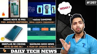 realme Game Pro,Redmi Note 10 Snapdragon & Amoled,Samsung Phones 4 Yrs Update,Oneplus 9E SD 690 20K