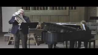 On Wings of Song - Euphonium Solo - David Werden