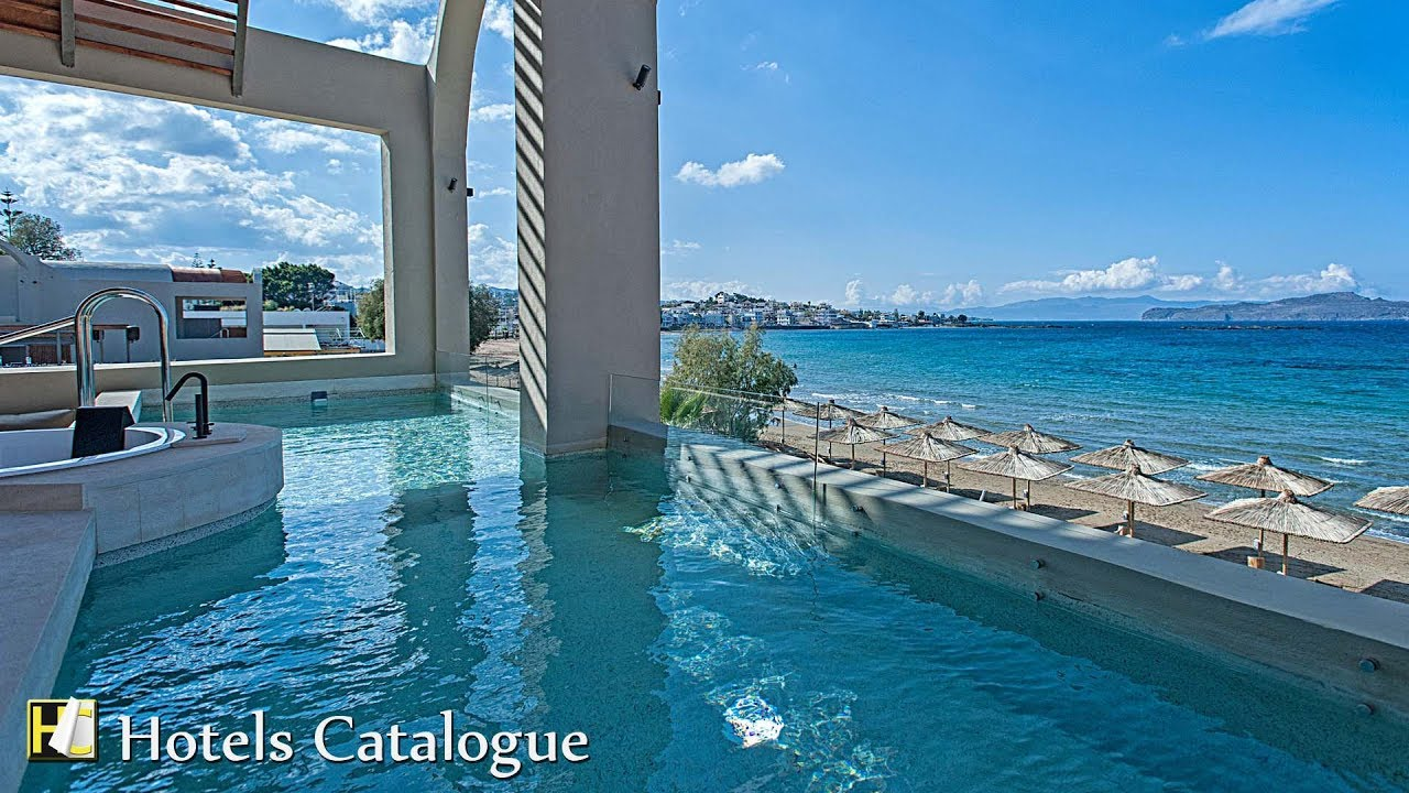 Domes Noruz Chania Autograph Collection Hotel Tour Five Star Resort In Greece