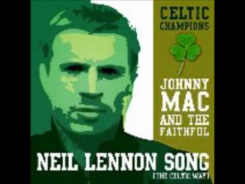 Neil Lennon Song - The Celtic Way