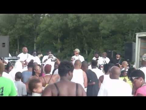 Junkyard Band Performing @ U.I.K.L. Kickball Event Clinton Sports Park 7/7/13