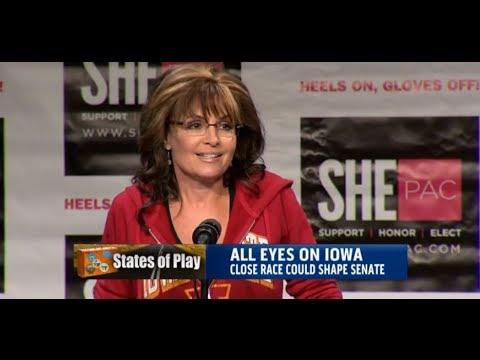 • All Eyes On 2014 Iowa Senate Race • Morning Joe • 4/28/14 •
