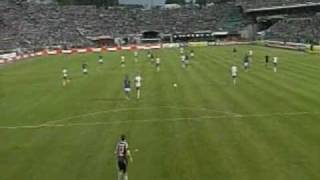 Poland - Colombia 0-2 (2006) FUNNY GOALKEEPER  GOAL!!!