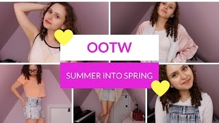 🌻🍃Spring into Summer OOTW🍃🌻 || May 2017 Fashion Inspiration