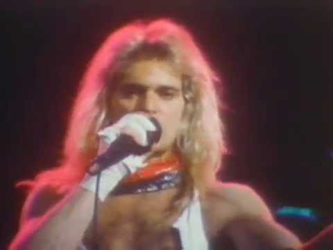 Van Halen  So This Is Love  6121981  Oakland Coliseum Stadium