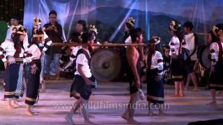 Ethnic musical instruments of Churachandpur (Lamka)