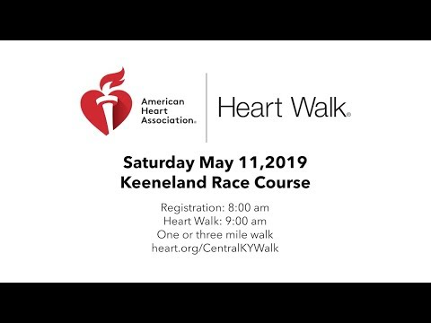UK HealthCare—Heart Walk 2019