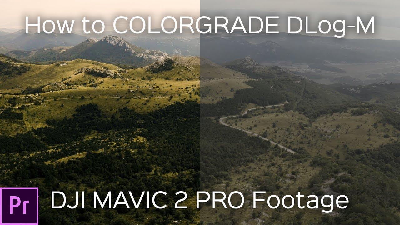 dji mavic pro lut free download