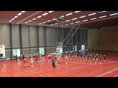 #U15 Deutsche Meisterschaft:  CBR - Heidelberg