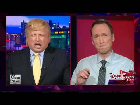 Thumbnail: Donald Trump Impersonation by John Di Domenico: RedEye Does 'The Donald' have trouble w/ quotes?