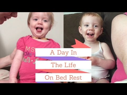 A Day In The Life (On Bed Rest)