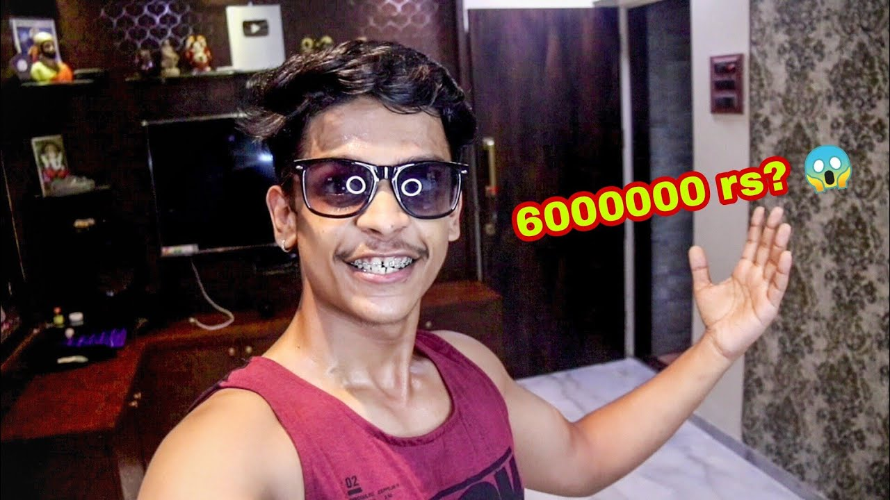 MY MILLION DOLLAR HOUSE IN MUMBAI | HOUSE TOUR VLOG !