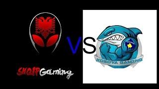 (KOSOVA GAMING TV) VS (SHQIP GAMING) #2