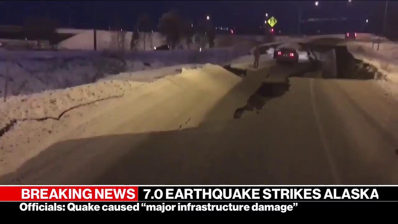 Alaska quake: Tsunami advisory in effect for parts of the Alaskan ...