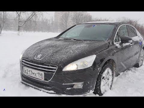 Пежо 508 (Peugeot 508 EP6) Настоящий бизнес-класс.Царь езды!