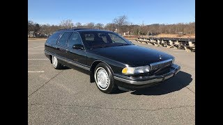 Salit Auto Sales - 1996 Buick Roadmaster wagon in Edison, NJ