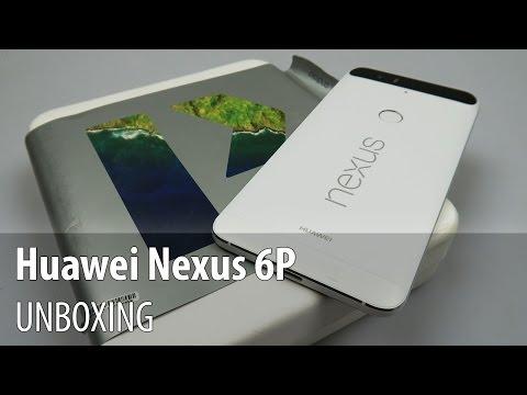 Huawei Nexus 6P Unboxing (Telefon Google Nexus cu Android 6.0) - Mobilissimo.ro