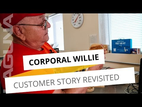 Customer Story: Corporal Willy (Revisited)