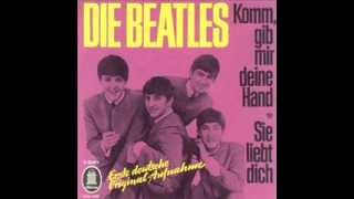 Watch Beatles Sie Liebt Dich video