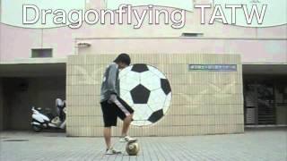 これができたら上級者! リフティング技 DFTATW Freestyle Football tricks