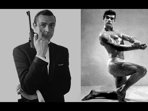 Sean Connery was James Bond...and Mr. Universe?