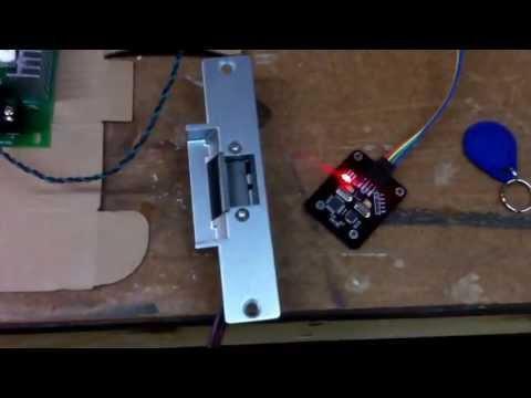 Arduino RC522 RFID Door Unlock: 3 Steps - Instructables