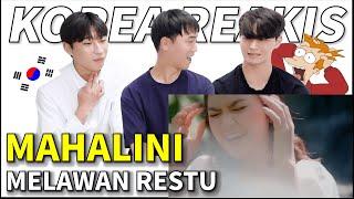 Download [Reaksi Korea] MAHALINI - MELAWAN RESTU | laki-laki Korea pertama kali mendengar musik Indonesia
