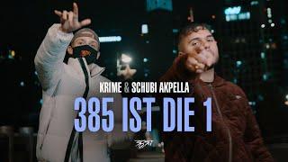 Krime & Schubi AKpella - 385 ist die 1 (prod. von PzY) [Official Video]