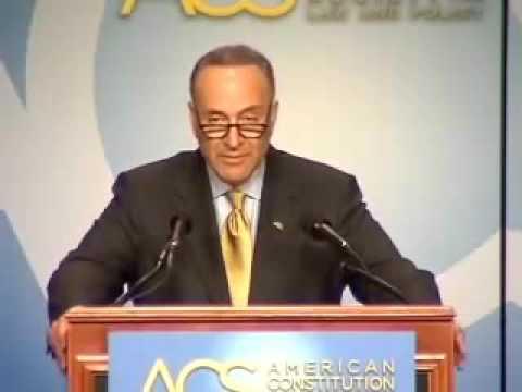 Hypocrite Schumer: Blocking Supreme Court Nominees OK In 2007