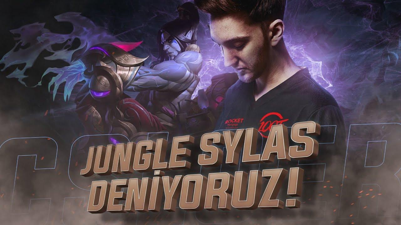 JUNGLE SYLAS DENİYORUZ ! - CLOSER SYLAS