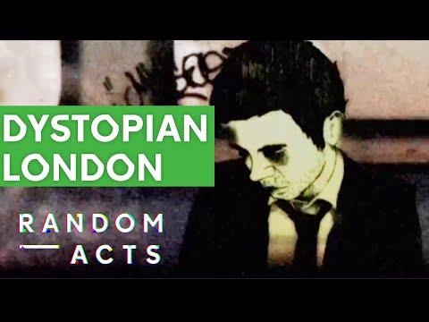 London | Animation to William Blake's Poem by Alex Robinson | Random Acts
