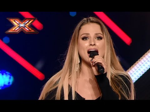 Wonderful cover of Celine Dion - I surrender. X Factor 2016