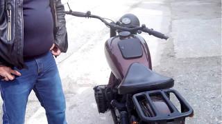Красавец ретро мотоцикл М-72 Handsome retro motorcycle M-72
