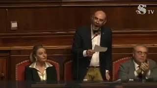 Intervento del senatore Pillon a sostegno della famiglia