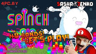 Spinch Gameplay (Chin & Mouse Only)