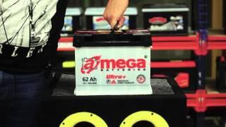 Аккумулятор A-Mega как определить дату производства? Обзор avtozvuk.ua